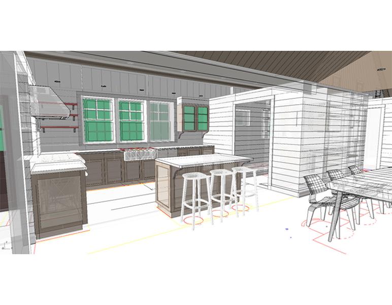 3d model_interior